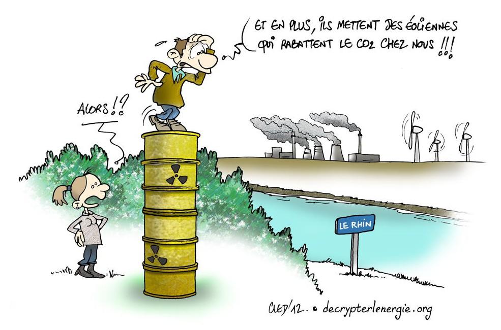 La France doit importer son électricité d'Allemagne : Merci Macron, merci les Verts !